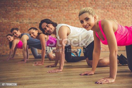 istock People doing sports 617898206