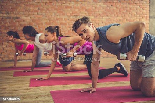 istock People doing sports 617898598