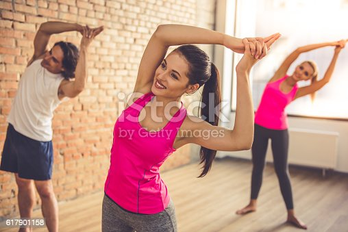 istock People doing sports 617901158