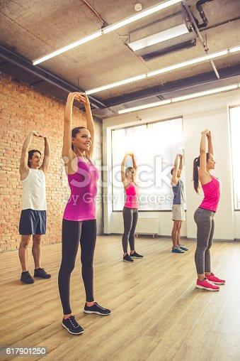 686925362 istock photo People doing sports 617901250