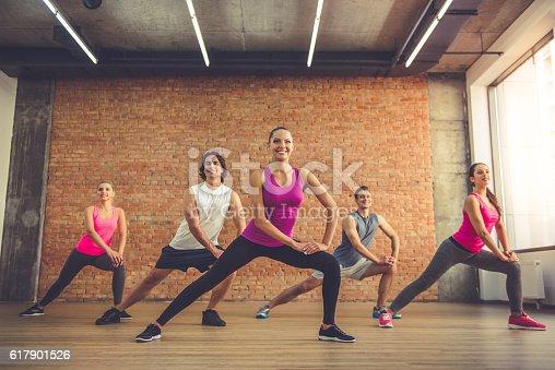 istock People doing sports 617901526