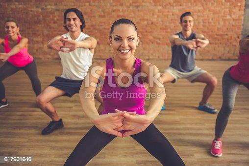 istock People doing sports 617901646