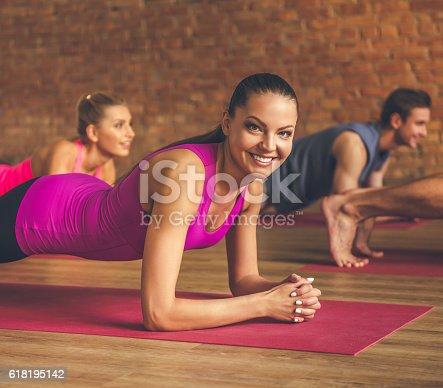 istock People doing sports 618195142