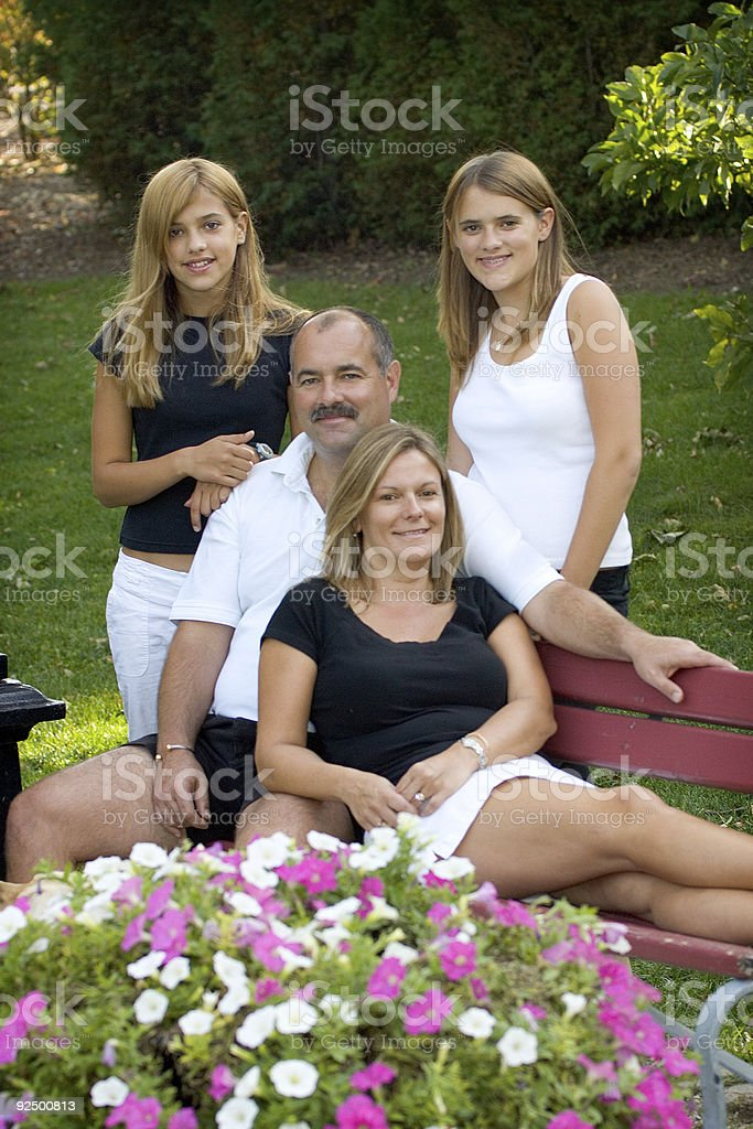 People - Family royalty-free stock photo