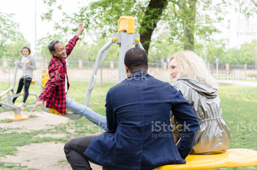 people, friendship, communication and international concept stock photo