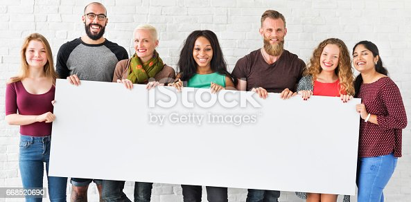 istock People Friendship Togetherness Copy Space Banner Concept 668520690