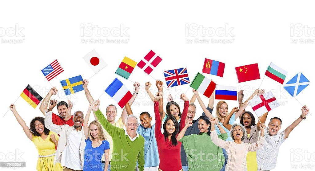 Aus verschiedenen Ländern