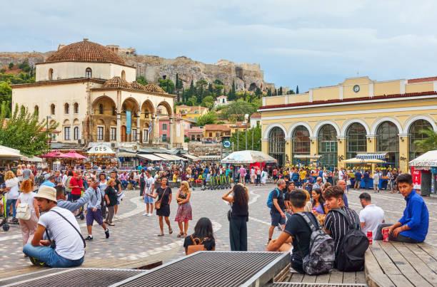 776 Monastiraki Square Stock Photos, Pictures & Royalty-Free Images - iStock