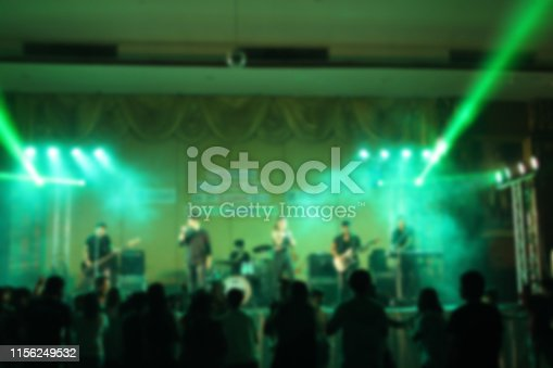 860440036istockphoto People in parties or celebrations blur at night. 1156249532
