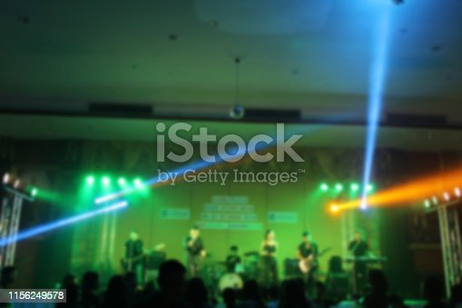 860440036istockphoto People in parties or celebrations blur at night. 1156249578