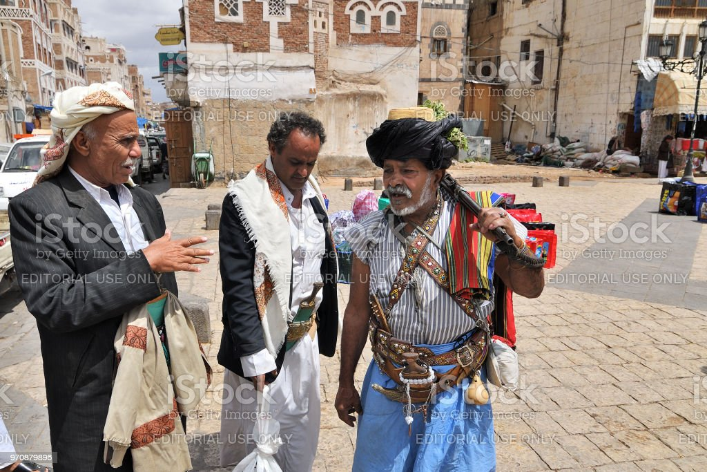 Adult Guide in Sanaa