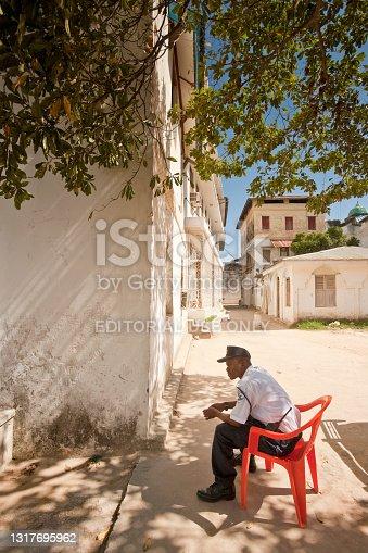 istock People in the streets of Stone Town, Zanzibar, Tanzania 1317695962