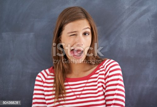 istock People make funny faces before they sneeze 504368281
