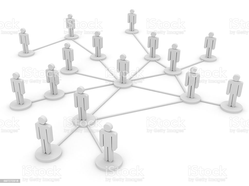 People network communication social media concept royalty-free stock photo