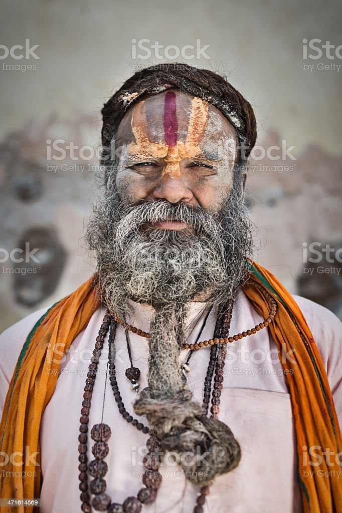 People of India royalty-free stock photo