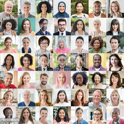 istock People of the world portraits - ethnic diversity 939598460