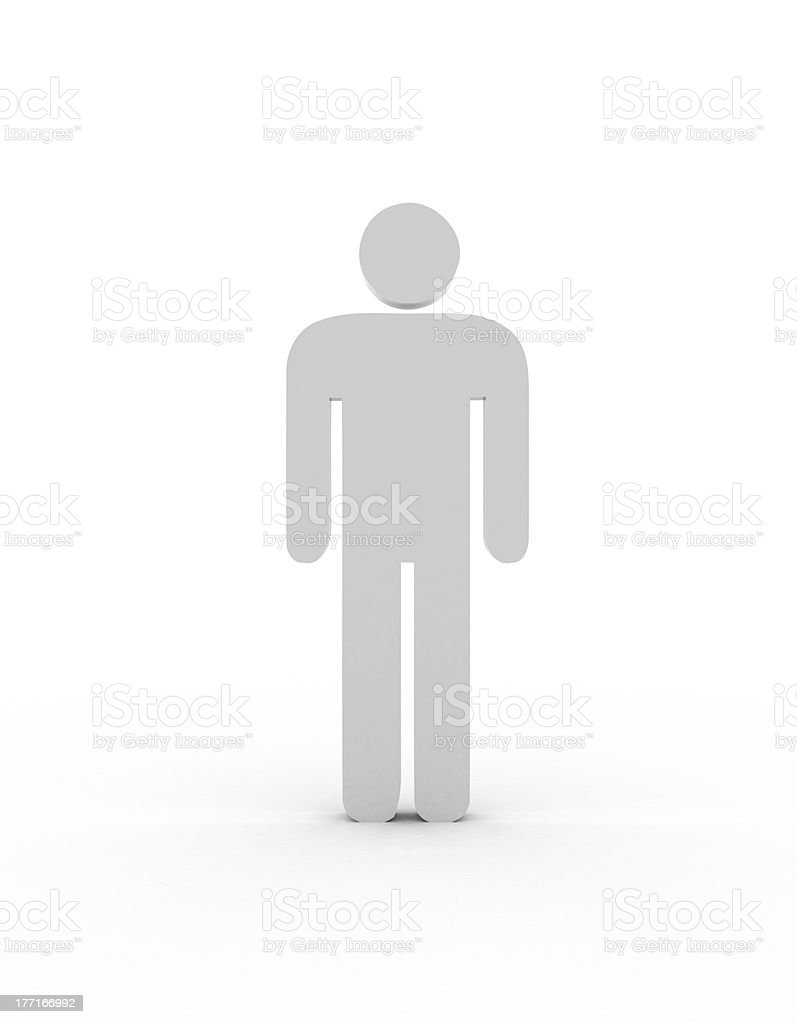 People royalty-free stock photo