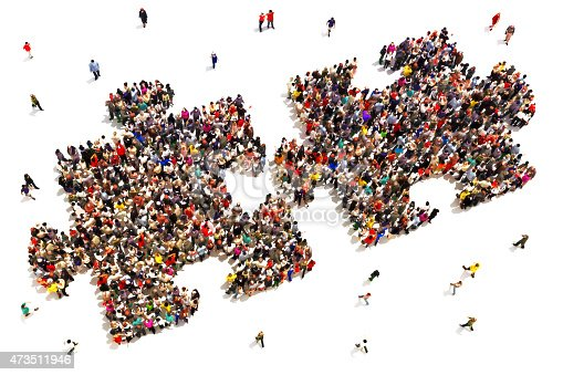 istock People putting the pieces together concept 473511946