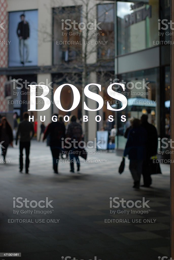 hugo boss liverpool street