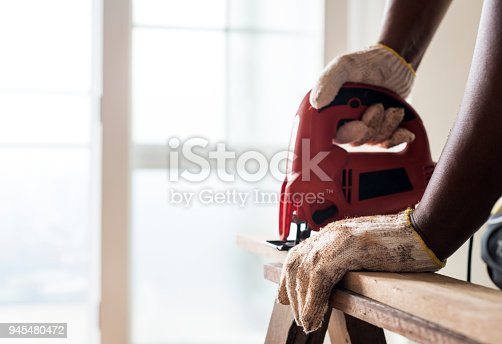 istock People renovating the house concept 945480472
