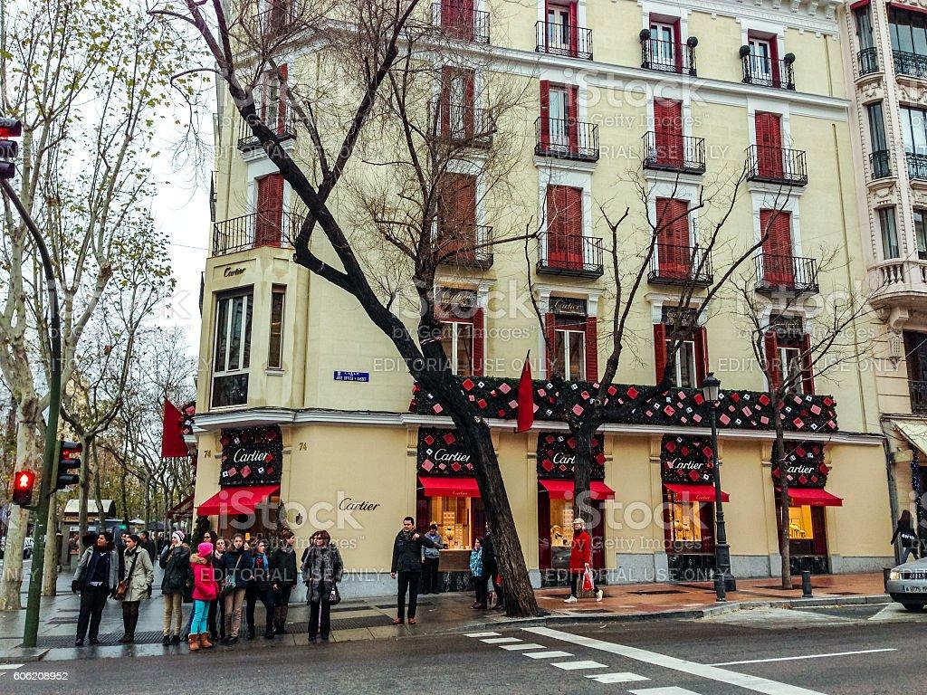 Spain Shopping