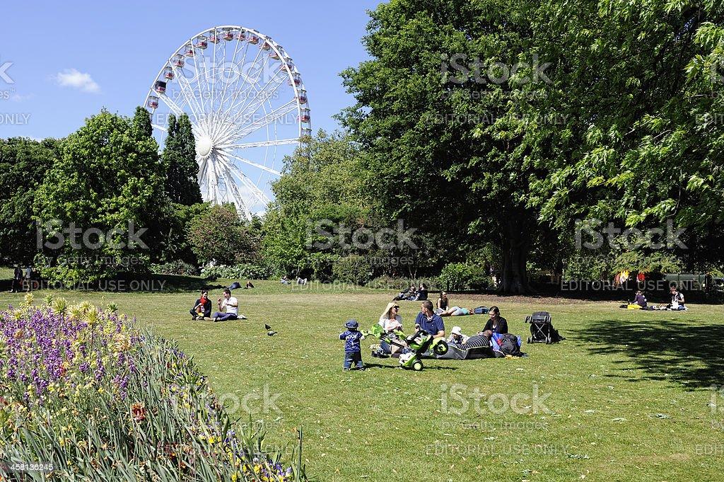 Meşhur Londra Parkları