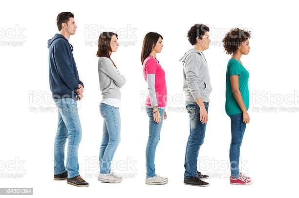 People standing in a row picture id164301364?b=1&k=6&m=164301364&s=612x612&h= ufqk4ccdntrmjtdcmxpf2nh  82l wfss969yh llo=