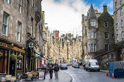 istock People Strolling around Edinburgh's City Centre 501250754