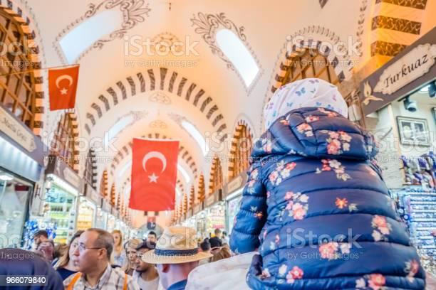Människor Går I Spice Eller Egyptiska Basaren-foton och fler bilder på Affär