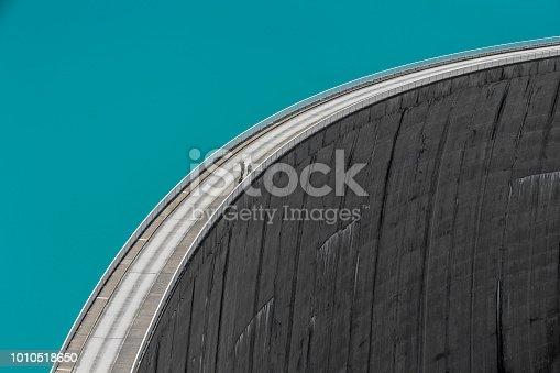 Hydroelectric Power Station, Austria, Salzburger Land, Summer, Dam