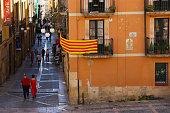 istock People walking on the street in Tarragona 899268084