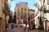 istock People walking on the street in Tarragona 899783660