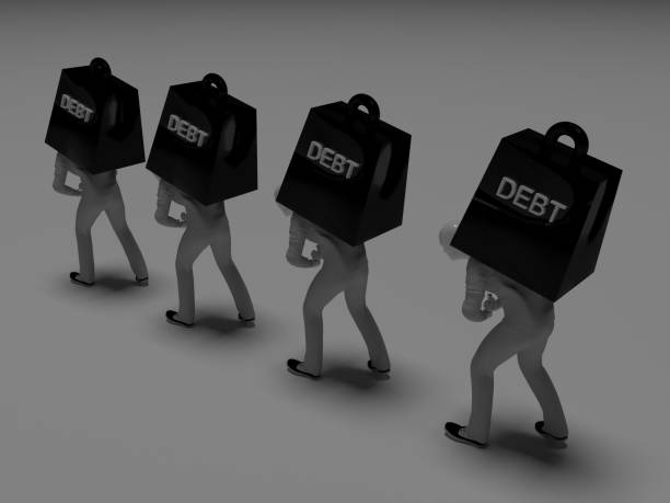 People with heavy debt People with heavy debt debt ceiling stock pictures, royalty-free photos & images