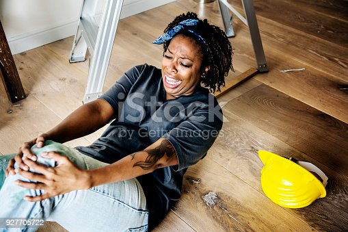 istock People with home safety concept 927705722