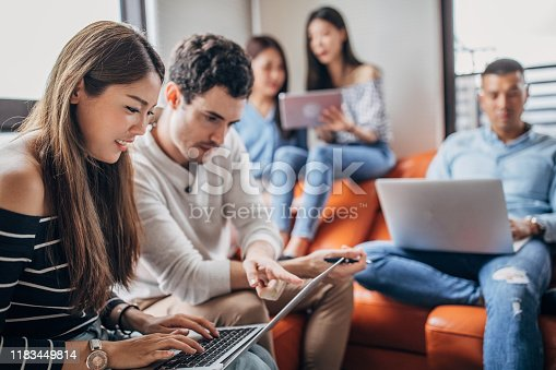 684006316istockphoto People working together 1183449814