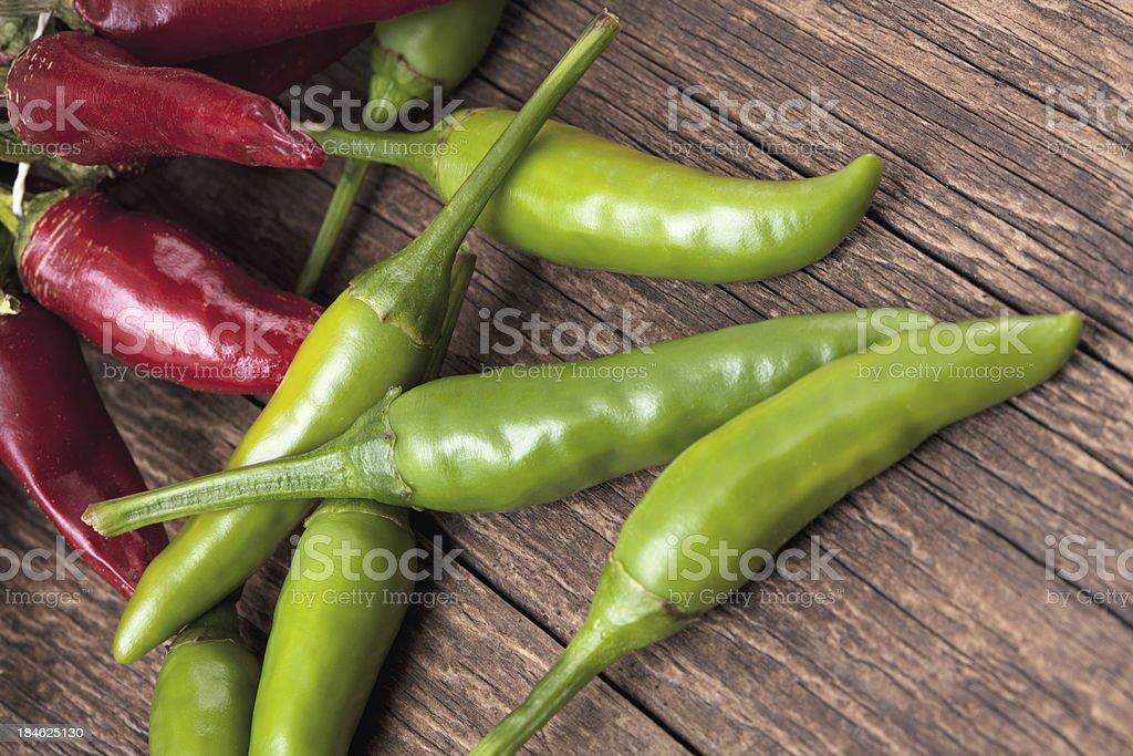 Pepers stock photo