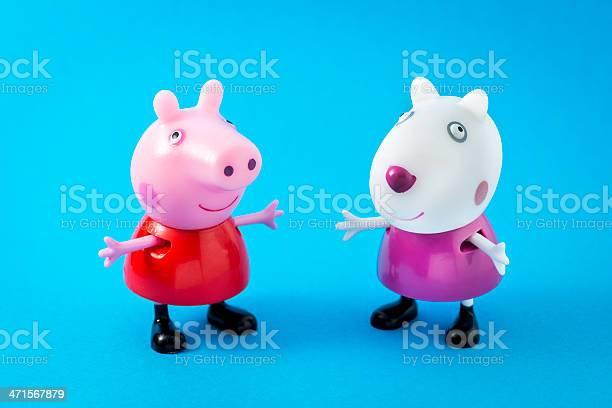Peppa pig animated television series characters peppapig and suzy picture id471567879?b=1&k=6&m=471567879&s=612x612&h=nembxwtxpjzwpm6c m9ogx4udgyrjl8mi8f2revxo4u=