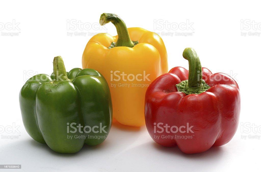 Pepper. stock photo