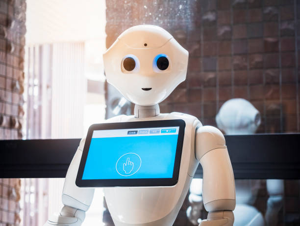 Pepper robot assistant with information screen japan humanoid picture id982364802?b=1&k=6&m=982364802&s=612x612&w=0&h=d4roz3pur l49syjnv2mtdjjusk7 5ul tfjghbprls=