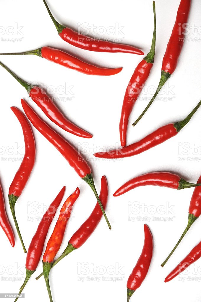 Pepper scipy royalty-free stock photo