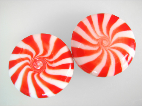 Peppermint Candies Stock Photo - Download Image Now