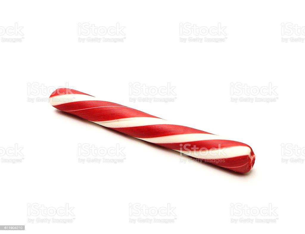Peppermint Sticks stock photo