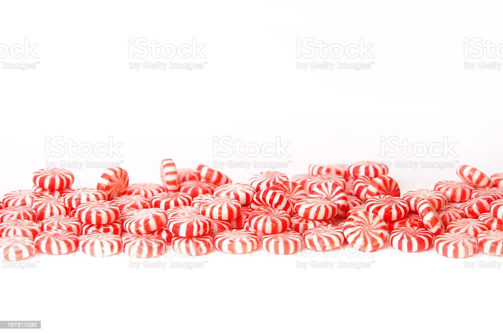 Peppermints royalty-free stock photo