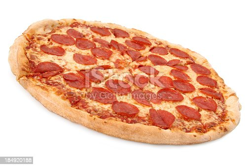 Picture of pizza.