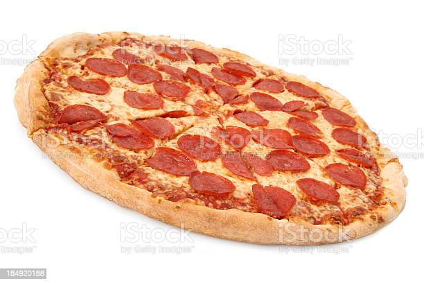 Pepperoni Cheese 02 Stock Photo - Download Image Now