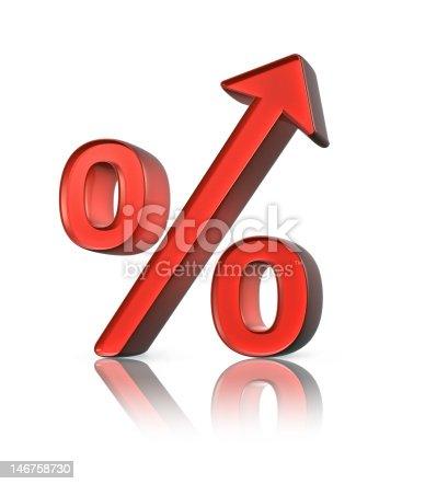 465048456istockphoto Percent increase 146758730