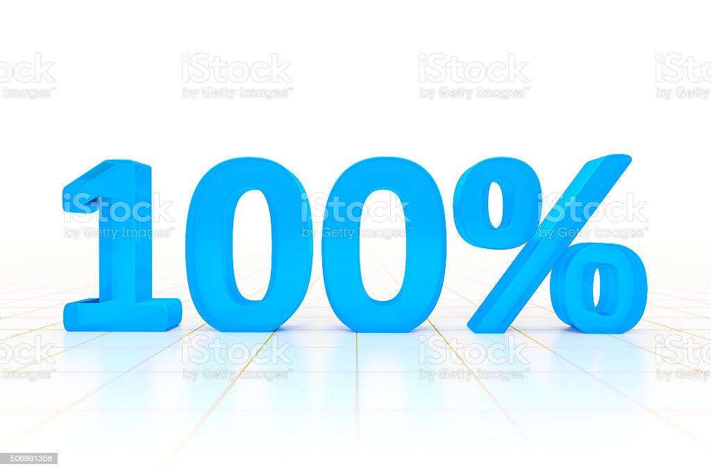 100 percent stock photo