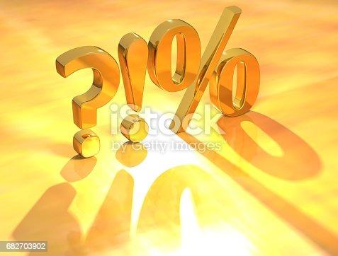 istock Percent 682703902