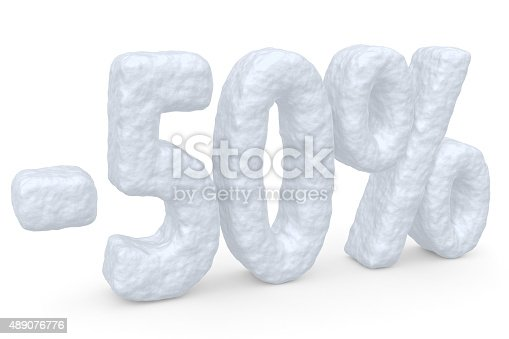 istock 50 percent price cut off christmas offer 489076776