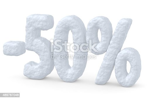 istock 50 percent price cut off christmas offer 489787048